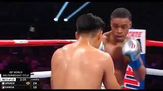Errol Spence Vs Mikey Garcia Full Fight Highlights 2019