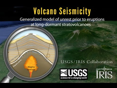Volcano seismicity at long-dormant stratovolcanoes