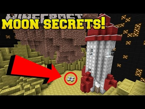 Minecraft: SECRETS ON THE MOON!!! - Dropper Unlimited - Custom Map [2]