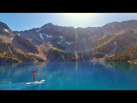 The Whistler Insider 360 Series: Heli-Picnic & Paddle
