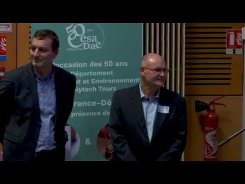 Polytech Tours - 50 ans DAE - Introduction