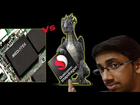 Mediatek Vs Qualcomm Snapdragon in Tamil -சிறந்த செயலி எது? | Best Mobile Processor | Tech Satire