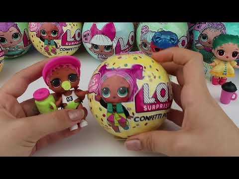 Sahte vs Orjinal LOL Confetti Pop 1 Challenge Fake LOL dolls Series 2 Wave 1 Bidünya Oyuncak