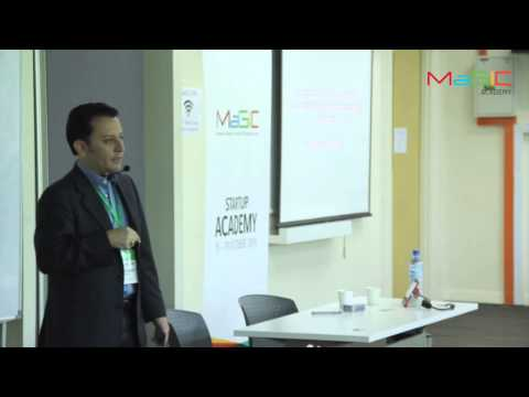 MSA Launch 2014 - Rodrigo Martinez - Why Your Startup Needs An Exit Strategy ?