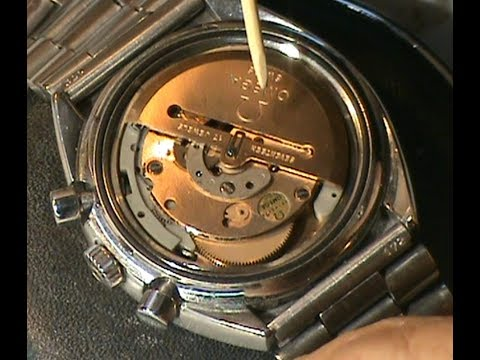 The Seamaster, why is it not winding