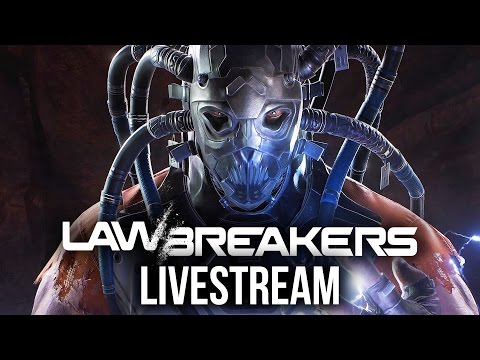 Lawbreakers Gameplay & First Impressions (Early Access) I'M A NOOB :D