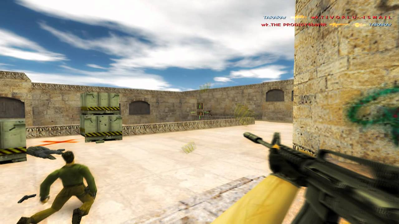 counter strike meet csharp and volcano