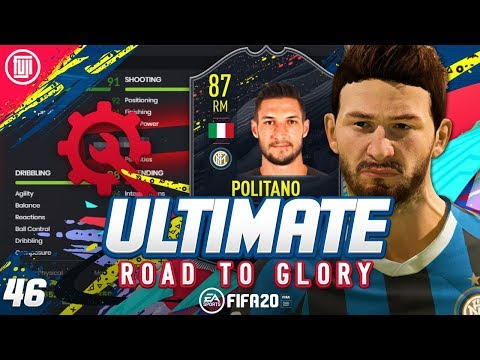 EA NEED TO FIX THIS!!! ULTIMATE RTG #46 - FIFA 20 Ultimate Team Road to Glory