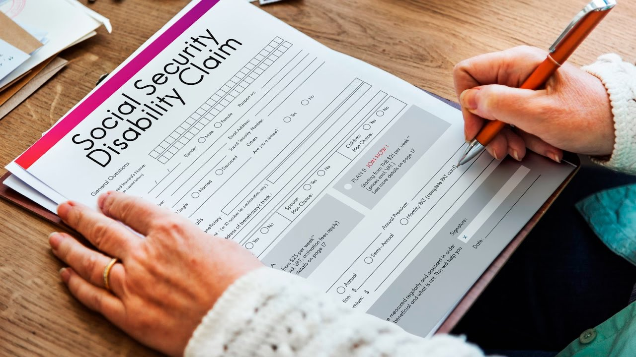 How To Apply For Disability >> How To Apply For Disability With A Vestibular Disorder Youtube