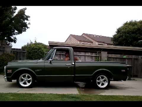 bagged 1970 chevy truck for sale 831 998 0911 youtube. Black Bedroom Furniture Sets. Home Design Ideas