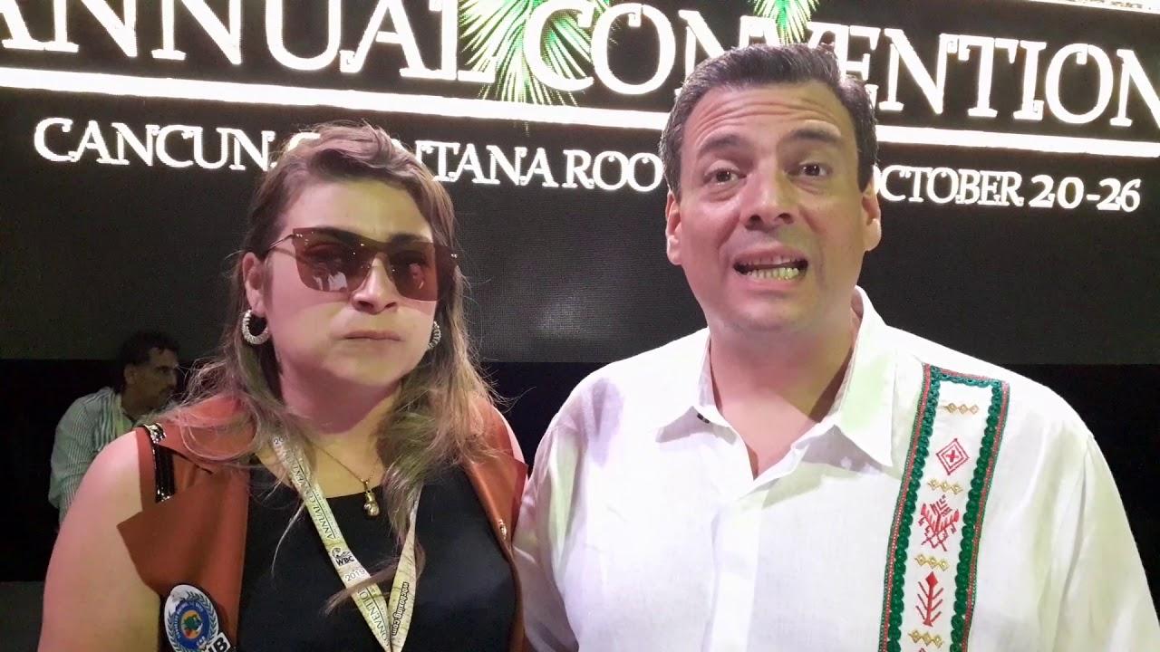 Mauricio Sulaimán apoia o Brasil no WBC