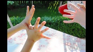 "Музична пальчикова гра ""Дощик""! Finger Game!"