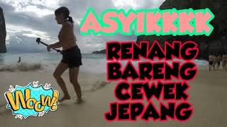 Download Video #bikini #cewekjepang  Renang bareng cewek jepang MP3 3GP MP4