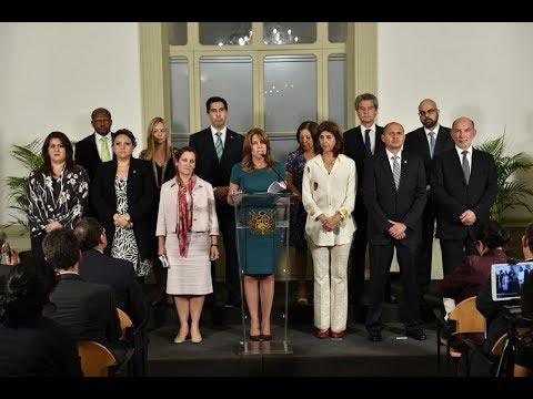 Grupo de Lima exhorta a Venezuela a reconsiderar la convocatoria a elecciones