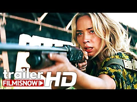 A QUIET PLACE PART II Trailer (2020) Emily Blunt Horror Movie