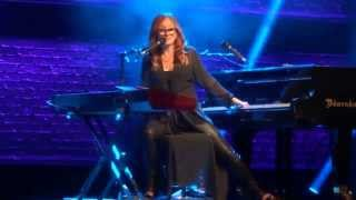 Tori Amos performing Almost Rosey at the Greek Theater Los Angeles 07/25/14