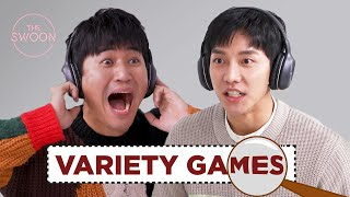 Cast of Busted! Season 2 plays old-school variety games [ENG SUB]
