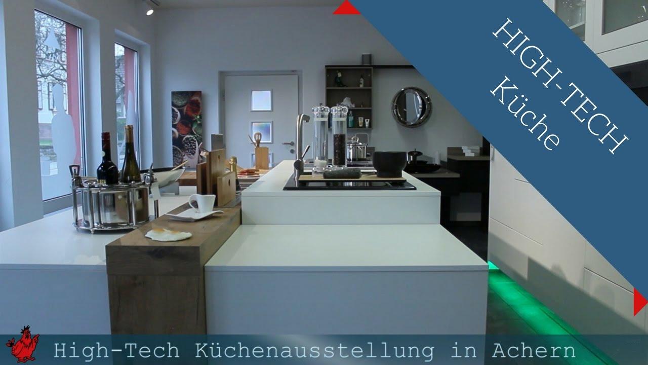 High-Tech Küche mit modernen Küchengeräten - YouTube