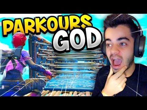 CETTE FOIS CI JE TERMINE LE PARCOURS GOD !!