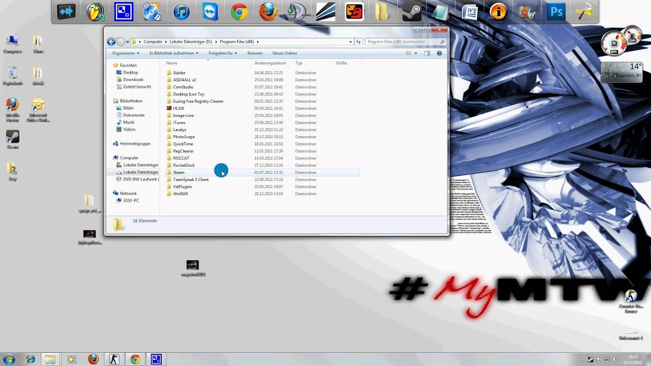 Counter Strike Source Ipad: Counter Strike Source Background ändern