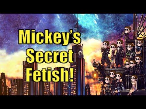 Mickey's Got A Secret! - Relle's First KH Game! KH3 Walkthrough (12)