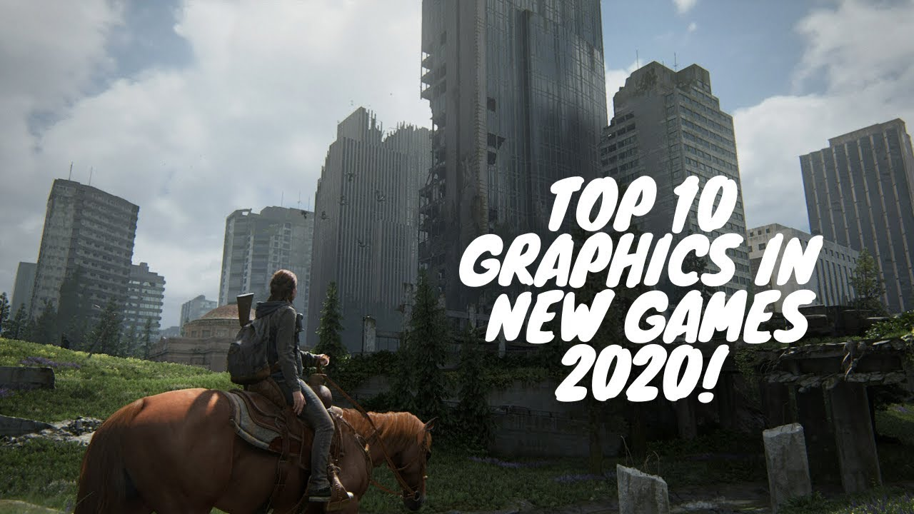 Best Graphics Pc Games 2020.Top 10 Best Graphics In New Upcoming Games 2020 Ps4 Xbox One Pc 4k 60fps