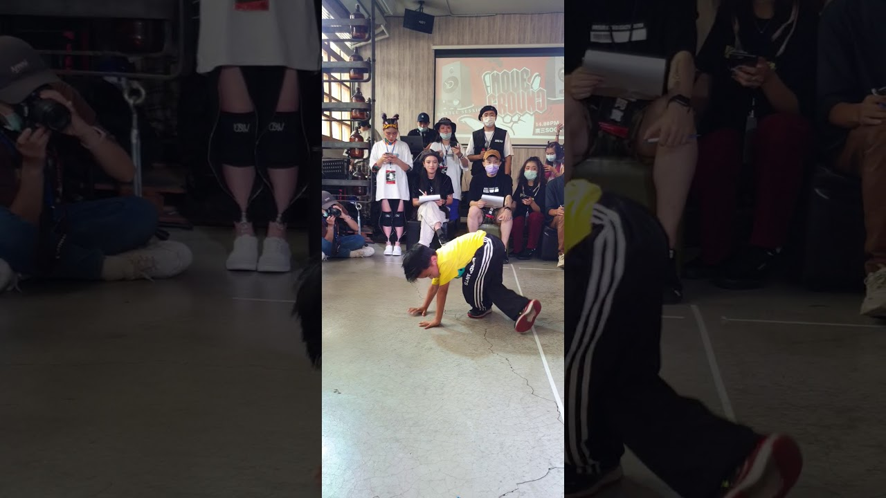 20200524歪低舞蹈工作室 battle比賽~峻峻 - YouTube