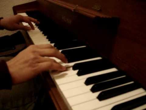 รักไม่ต้องการเวลา - Klear (Piano Cover + Score) by WHIN