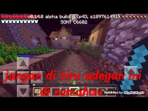 Menemukan tempat rahasia minecraft - Gogoman