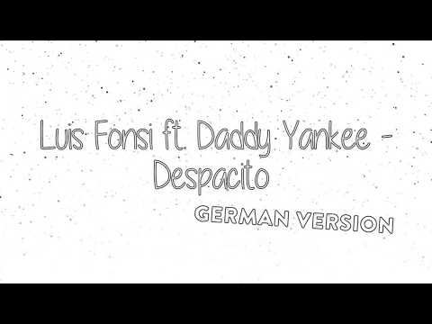 Despacito auf Deutsch🇧🇪