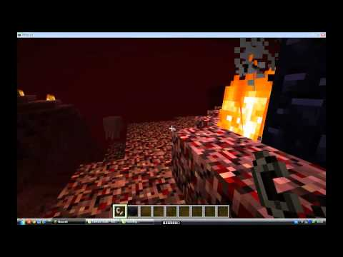 Minecraft'ta Cehennem'e Nasıl Gidilir | Mr. Gamer Eyes
