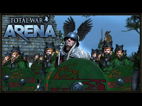Is Barbarian Infantry GOOD? - Total War: Arena Gameplay
