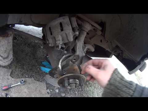 Неисправен датчик ABS - замена датчика ABS