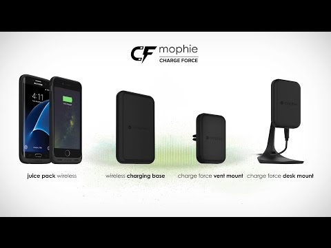 Introducing Charge Force wireless power