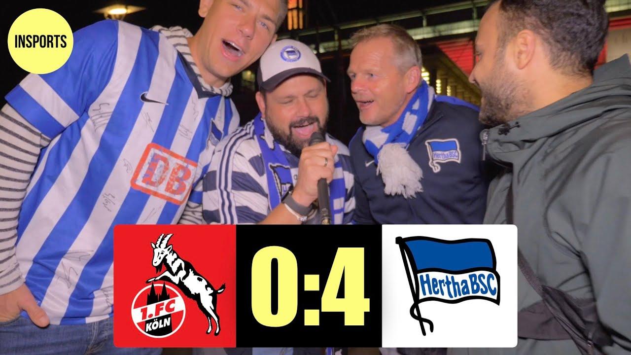 Hertha Vs Köln