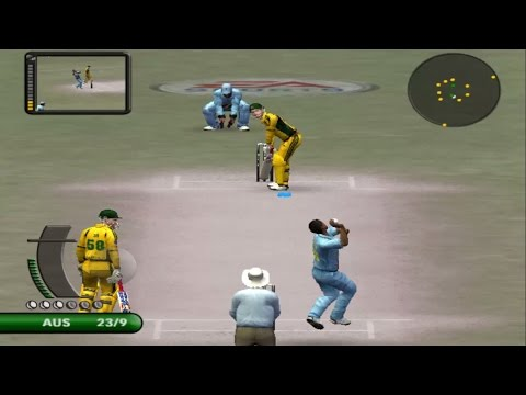 How to take all 10 wickets in EA Sports Cricket 2007 Hardest Level ?