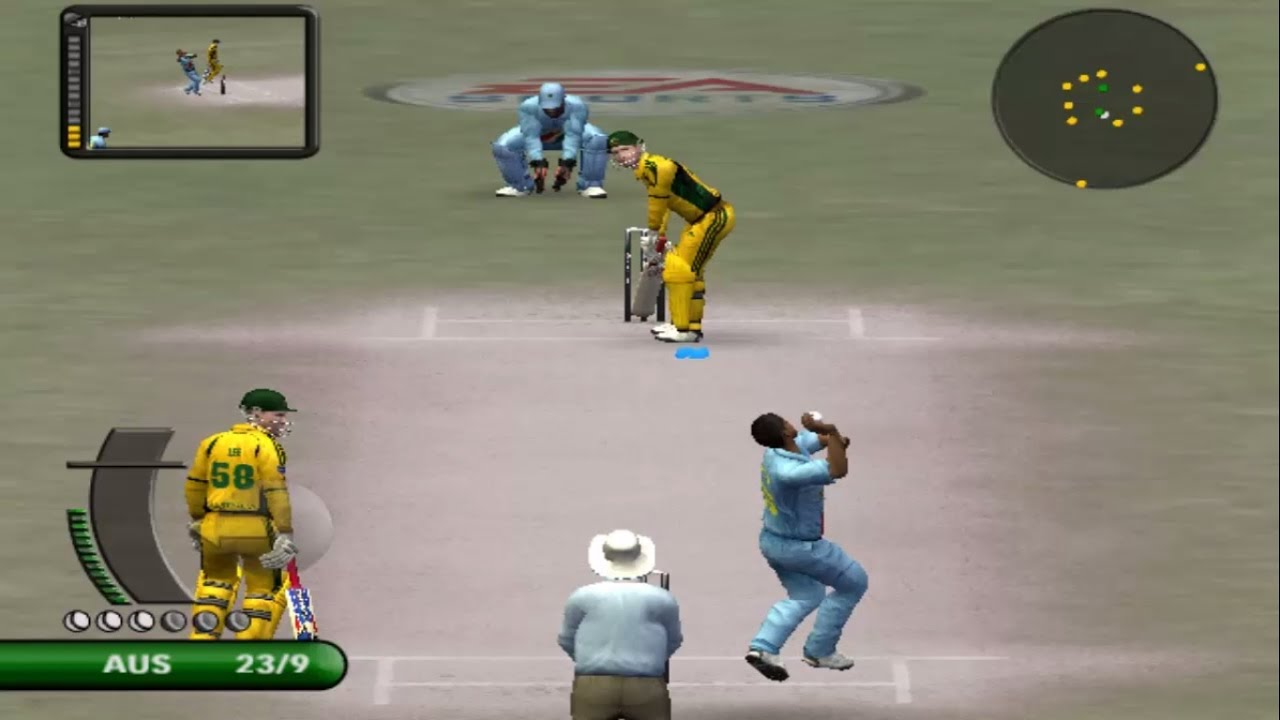 How To Take All 10 Wickets In Ea Sports Cricket 2007 Hardest Level