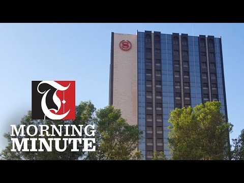 Morning Minute - Sheraton to open