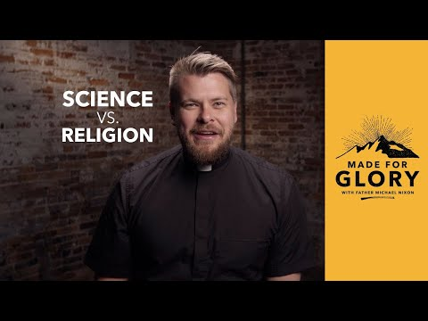 Made for Glory // Science vs  Religion