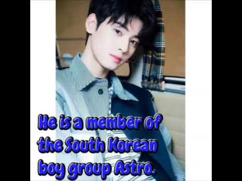 Who Is Cha Eun Woo Cha Eun Woo Baby Youtube Eunwoo (은우) is a south korean singer under alseulbit/rsb entertainment. youtube
