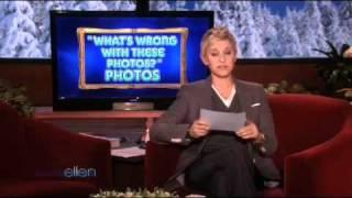 Ellen in a Minute - 02/26/10