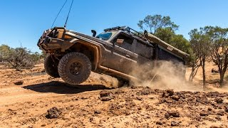 Murchison off-road adventure Australian outback 4x4 video(We visit Murchison off-road adventure park and make another Australian outback 4x4 video with plenty of 4 wheel driving on tough tracks, mud pits and beautiful ..., 2014-10-25T21:00:08.000Z)