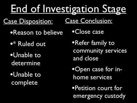 Child Protective Service Process - Part 2