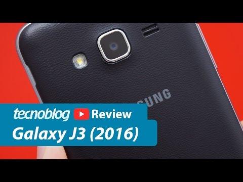 Review Galaxy J3 (2016): a evolução dos básicos da Samsung
