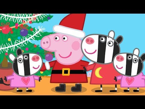 Peppa Pig Official Channel | Peppa Pig Christmas - Party Time!!!