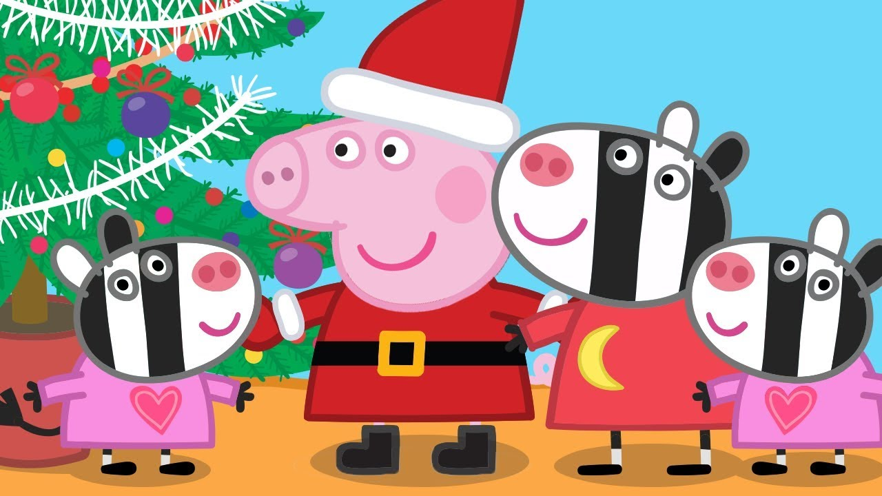 Peppa Pig Official Channel Peppa Pig Christmas Party Time