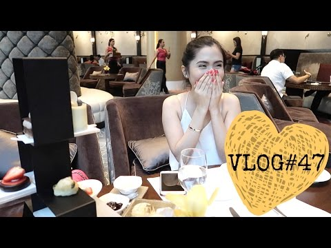 VLOG#47: High Tea Afternoon, Swatchfest & ONE OF MY DREAMS COMING TRUE? | Anna Cay