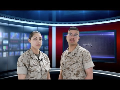 Marine MATC students ORM Video for class 14030