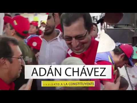 SPOT PROPAGANDA ADAN CHAVEZ - CONSTITUYENTE