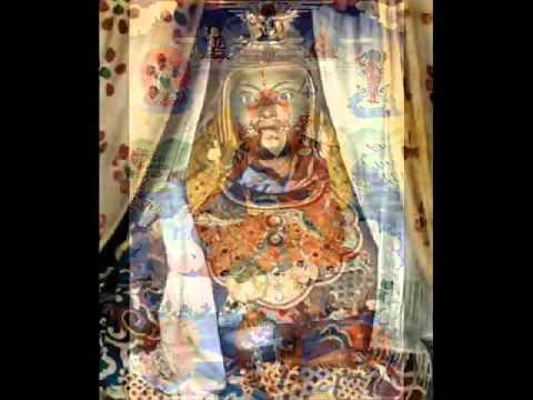 Vajra Guru Padmasambhava MantraTibetan Buddhism